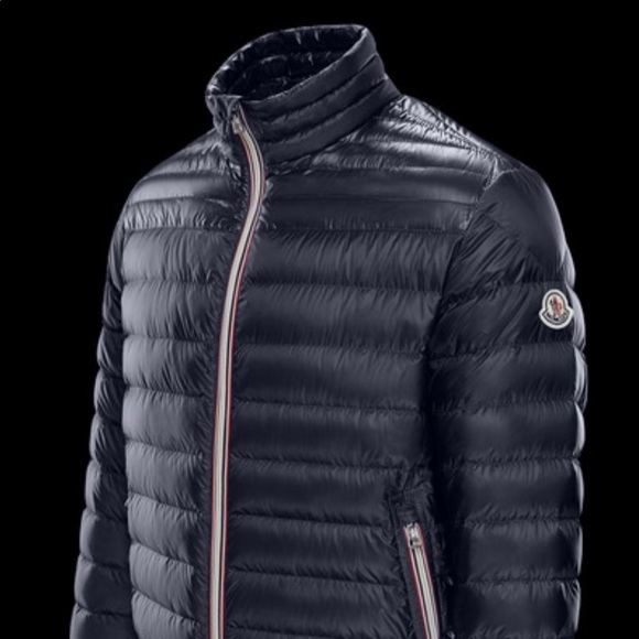 c2228260ef0ad Moncler Jackets & Coats | Daniel Packable Down Jacket Dark Blue L ...